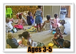 Children Care Ages 3-5
