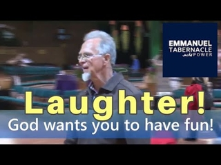Embedded thumbnail for Laughing in The Spirit