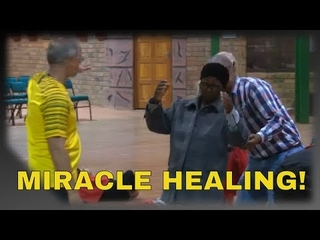 Embedded thumbnail for Woman healed from Diabetes!